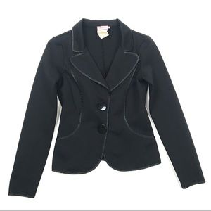Max&Co Small Button Down Up Blazer Career Work
